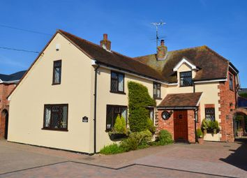 Thumbnail 4 bedroom detached house for sale in Mersea Road, Langenhoe, Colchester