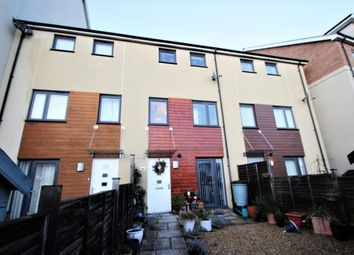 Thumbnail 4 bed terraced house for sale in Kingfisher Road, Portishead, Bristol, North Somerset