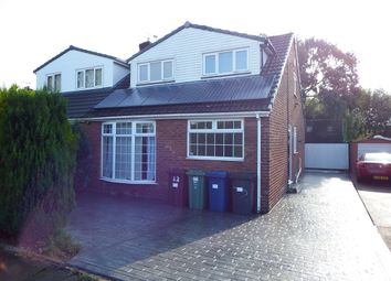Thumbnail 4 bed bungalow to rent in Hampshire Close, Bury