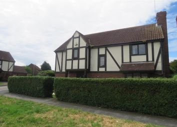 Thumbnail 4 bedroom detached house to rent in Bloomfield Way, Sawtry, Huntingdon