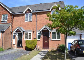 Thumbnail 2 bed terraced house to rent in Twisell Thorne, Church Crookham, Fleet