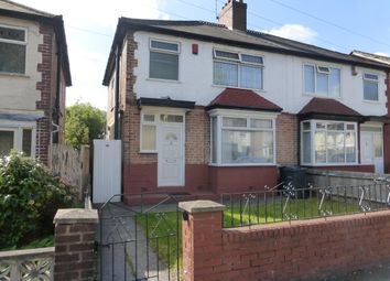 Thumbnail 3 bed property to rent in Wheelwright Road, Erdington, Birmingham