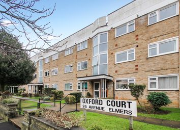 Thumbnail 2 bed flat to rent in Avenue Elmers, Surbiton