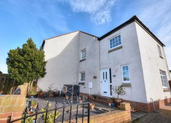 Thumbnail 4 bedroom semi-detached house for sale in Staple Court, Seahouses