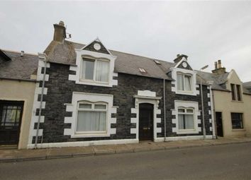 Thumbnail 3 bed terraced house for sale in Low Shore, Macduff
