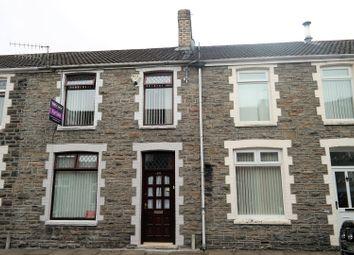 Thumbnail 3 bed terraced house for sale in Stuart Street, Merthyr Tydfil