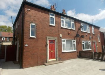 Thumbnail 1 bedroom flat for sale in Milnthorpe Road, Breightmet, Bolton, Lancashire