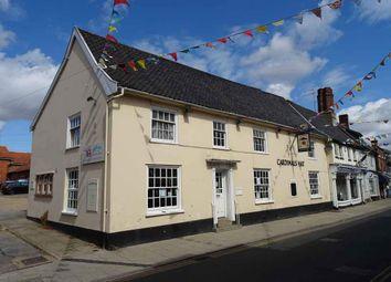 Thumbnail Pub/bar for sale in The Thoroughfare, Starston, Harleston