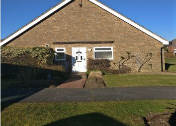 Thumbnail 2 bed semi-detached bungalow for sale in Winchester Close, Stowmarket, Suffolk