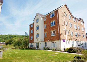Thumbnail 2 bed flat for sale in Clover Grove, Leek