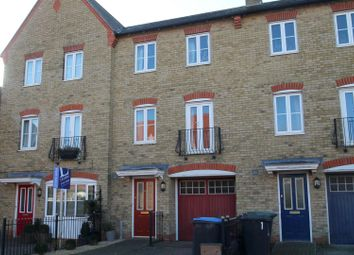 Thumbnail 4 bed town house for sale in Curf Way, Burgess Hill