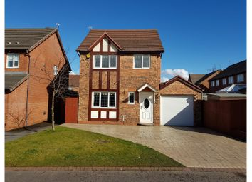 Thumbnail 4 bed detached house for sale in Campbell Crescent, Liverpool