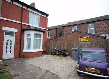 Thumbnail 2 bed terraced house for sale in Comely Bank Road, Wallasey, Wirral