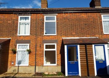 Thumbnail 2 bed terraced house for sale in Melton Constable, Norfolk