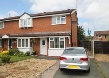 Thumbnail 2 bed semi-detached house for sale in Walsham Close, Radbrook Green, Shrewsbury
