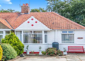 Thumbnail 2 bedroom semi-detached bungalow for sale in Chestnut Avenue, Lowestoft