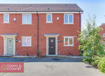 Thumbnail 3 bed terraced house for sale in Springfield Crescent, Huyton, Liverpool, Merseyside