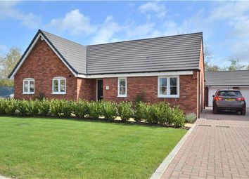 Thumbnail 3 bed detached bungalow for sale in 42 Feddon Close, Stoke Orchard, Cheltenham, Gloucestershire