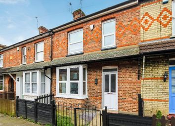 Thumbnail 2 bed terraced house for sale in Regent Street, Watford, Herts