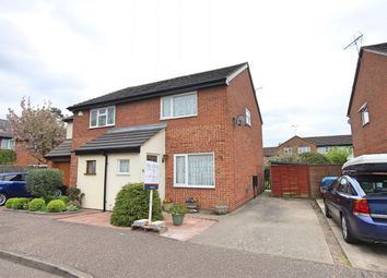 Thumbnail 2 bed semi-detached house for sale in Skiddaw Close, Great Notley, Braintree, Essex