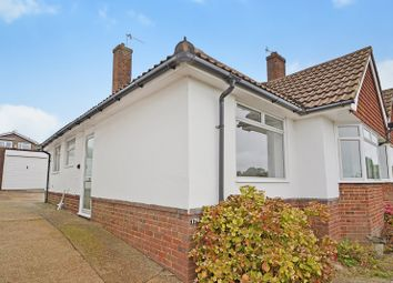 Thumbnail 2 bed semi-detached bungalow to rent in Downside, Shoreham By Sea
