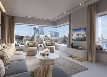 Thumbnail 2 bed flat for sale in Landmark Place, Tower Hill, London
