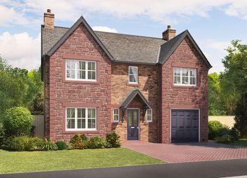 "Thumbnail 4 bed detached house for sale in ""Balmoral"" at Ascot Way, Carlisle"