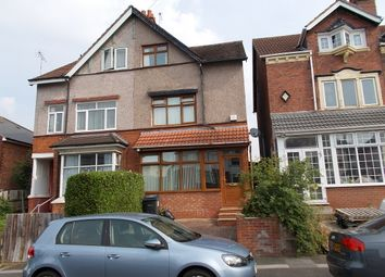 Thumbnail 4 bedroom semi-detached house for sale in Manor Road, Stechford