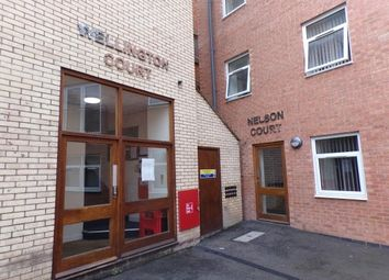 Thumbnail 2 bedroom flat to rent in 4 Rutland Street, Leicester