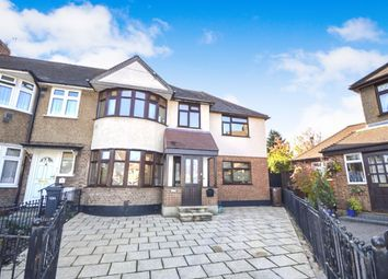 Thumbnail 4 bed semi-detached house for sale in Elmer Gardens, Isleworth