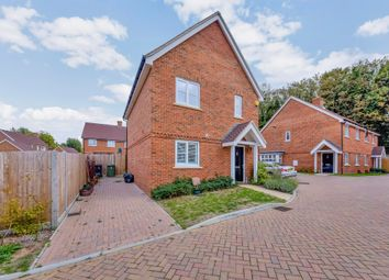 Thumbnail 3 bedroom detached house for sale in Buchanan Place, Ewell, Epsom