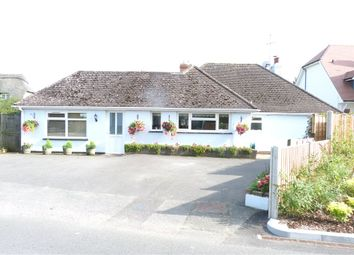 Thumbnail 4 bed detached bungalow for sale in Holt Lane, Holt, Wimborne