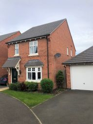 Thumbnail 3 bed detached house to rent in Murrayfield Avenue, Sleaford
