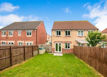 Thumbnail 3 bed semi-detached house for sale in High Broom Close, Bradford