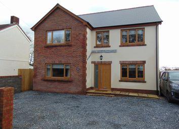 Thumbnail 6 bed detached house for sale in Heol Ddu, Pen-Y-Mynydd, Llanelli