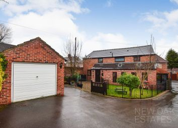 Thumbnail 3 bed detached house for sale in Lancaster Road, Chesterfield