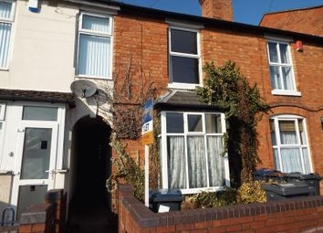 Thumbnail 2 bed terraced house for sale in St. Stephens Road, Selly Park, Birmingham