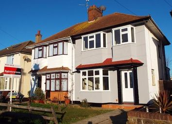 Thumbnail 3 bed semi-detached house for sale in St. Andrews Road, Shoeburyness, Southend-On-Sea
