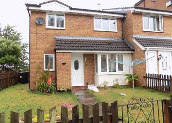 Thumbnail 2 bed end terrace house to rent in Brierley Hill, West Midlands