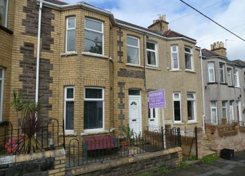 Thumbnail 3 bed terraced house to rent in Park View, Pontnewydd, Cwmbran