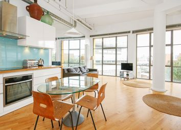 Thumbnail 1 bed flat to rent in Bankside Lofts, Hopton Street, London
