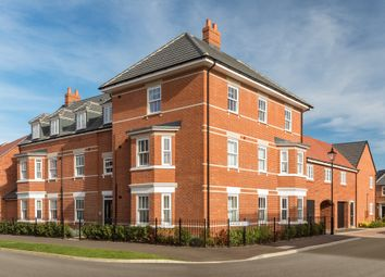 "Thumbnail 2 bedroom flat for sale in ""Bury A"" at Alwin Court, Great Denham, Bedford"