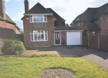Thumbnail 4 bed detached house to rent in Holtspur Close, Beaconsfield