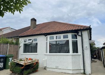 Thumbnail 3 bed bungalow for sale in Repton Avenue, Sudbury / Wembley Borders