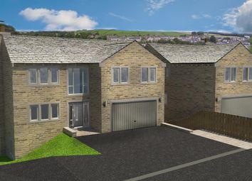 Thumbnail 5 bed detached house for sale in 3 Laithe Court, Dobb Top, Holmbridge