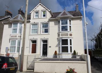 Thumbnail 4 bed town house for sale in Bridge Street, Lampeter
