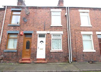 Thumbnail 2 bedroom terraced house for sale in Walley Place, Burslem, Stoke-On-Trent