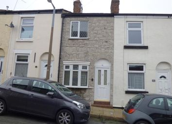 Thumbnail 2 bed terraced house for sale in South Park Road, Macclesfield, Cheshire
