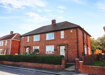 Thumbnail 3 bed semi-detached house for sale in Sherwood View, Wallsend