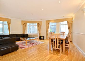Thumbnail 3 bed flat to rent in Euston Road, Fitzrovia